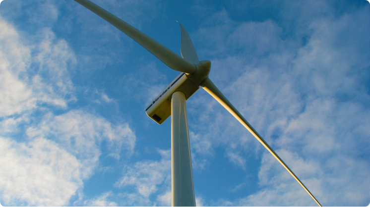 Projekty wiatrowe